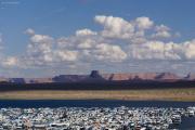 Lake Powell, Wahweap Marina, Page, AZ