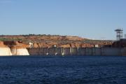Lake Powell, Glen Canyon Dam, Page, AZ