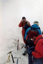 Castor (4226 m)