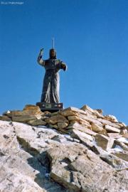 Aufstieg zur Ludwigshöhe: Balmenhorngipfel (4167 m)