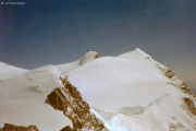 Ludwigshöhe (4541 m): Parrotspitze, Signalkuppe