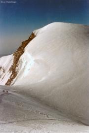 Ludwigshöhe (4541 m): Piramide Vincent