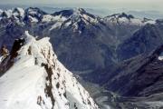 Dom (4545 m): Saas Fee