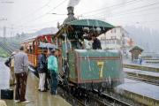 Rigi Bahnen - Vitznau-Rigi-Bahn (VRB - Dampflok H 1/2 Nr. 7; 1996, Rigi Staffel
