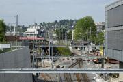 Zentralbahn zb. Neue Tunnelstrecke unter der Allmend in Luzern