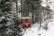Zentralbahn zb. Stillgelegte Steilstrecke Grafenort - Engelberg