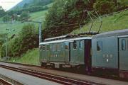 Brünigbahn 1982