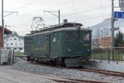 Zentralbahn zb   Verein zb Historic