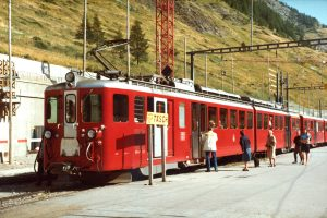 ABDeh 6/6 2031 in Zermatt. 1983